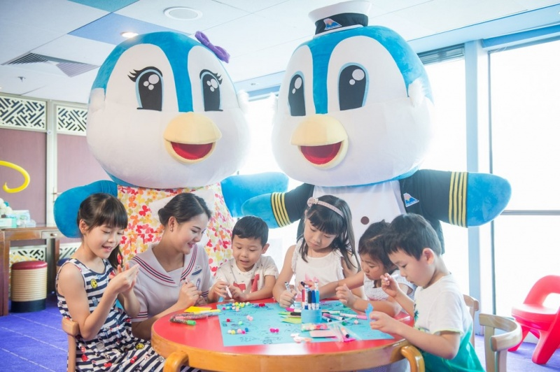 Junior Cruise Program on Star Cruises
