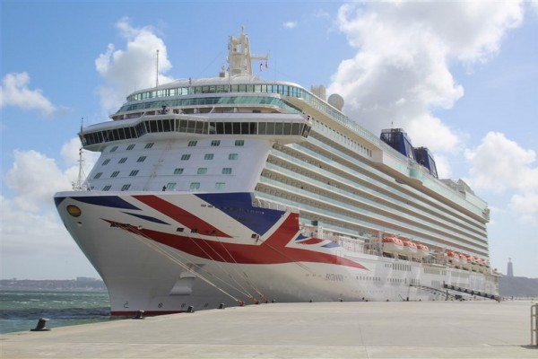 PampO Reveals New Ship Details  Cruise Industry News