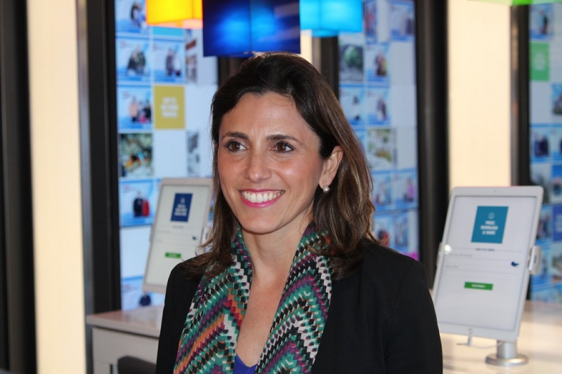 Gabby Gonzalez, vice president of guest technology and analytics at Carnival Cruise Line