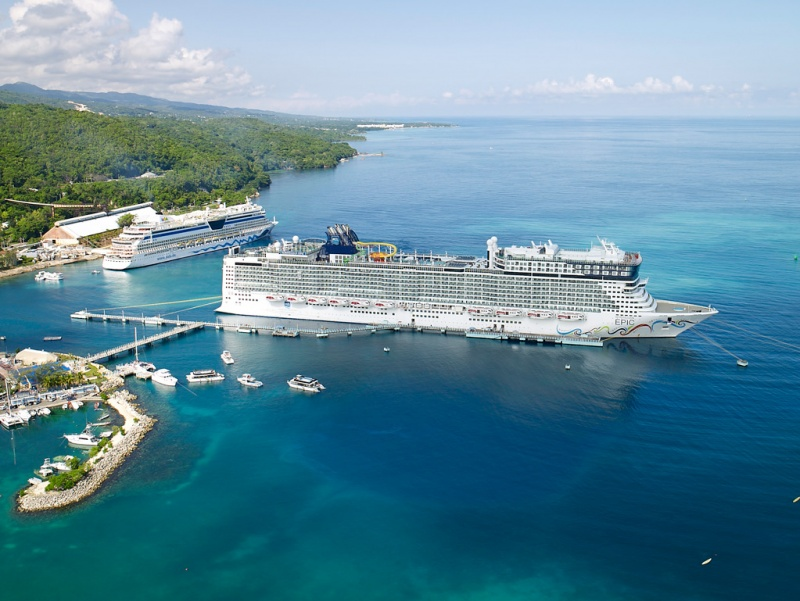 Port of Ocho Rios, Jamaica