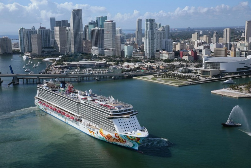 Discussions are underway for another terminal for Norwegian Cruise Line.