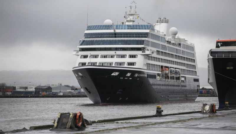 Azamara Pursuit Belfast