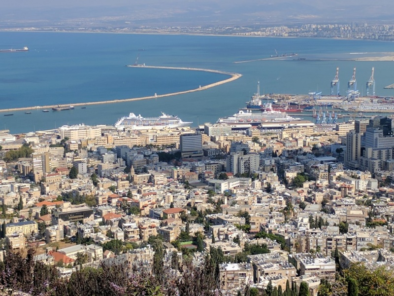 Haifa Gateway To The Holy Land Cruise Industry News Cruise News
