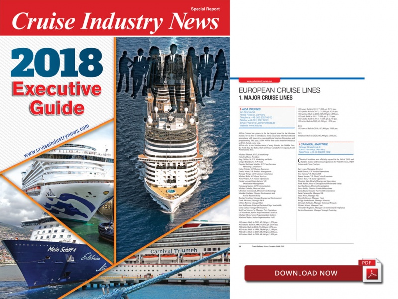 Cruise Industry Who's Who