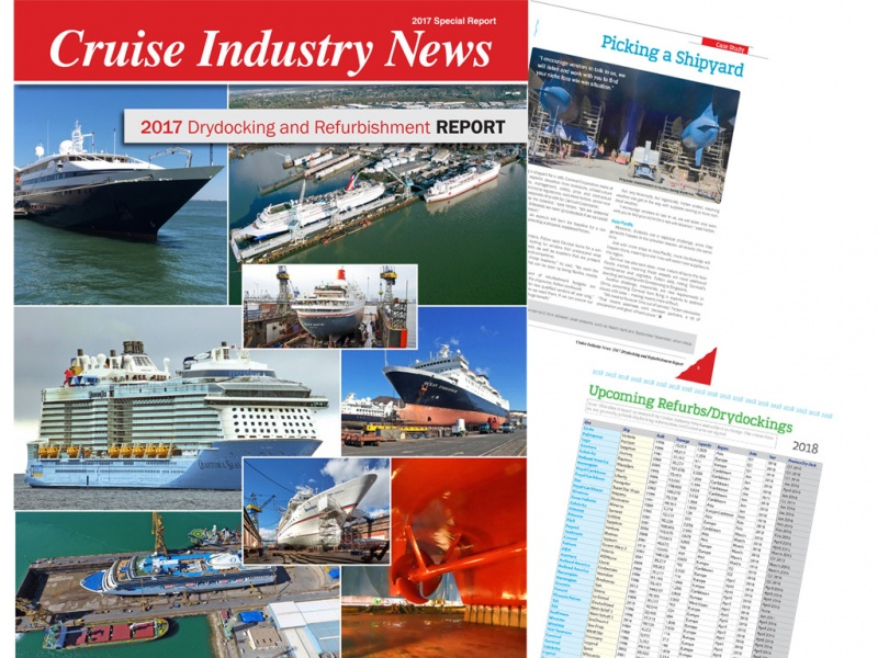 New Drydocking Report