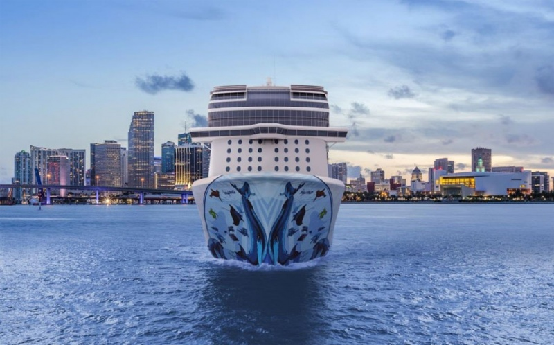 Norwegian Bliss will sail from Miami