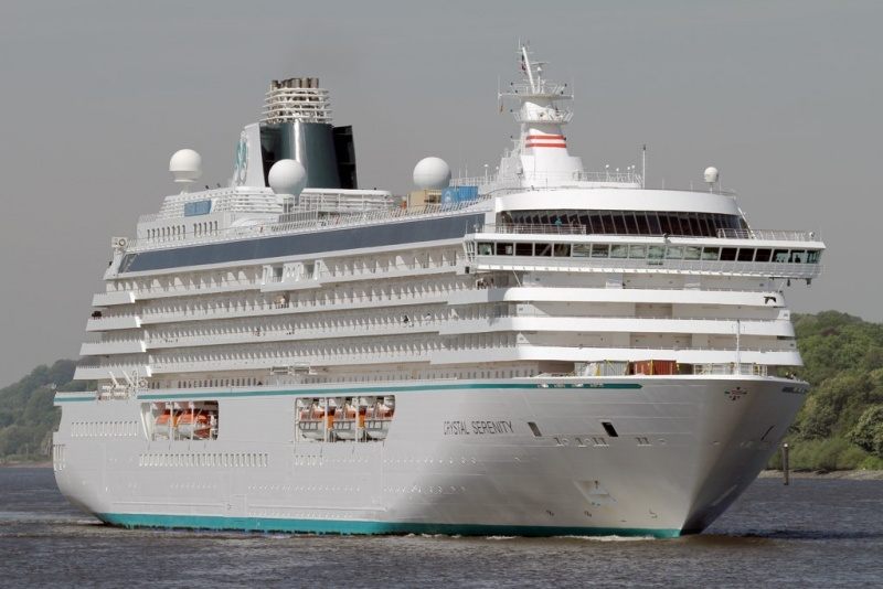 Crystal Serenity (Photo: Oliver Asmussen)