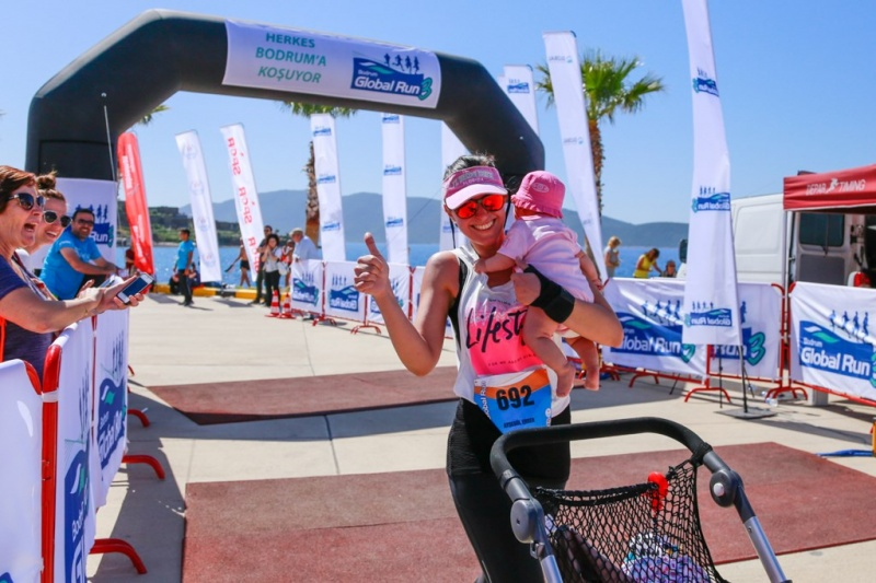 Global Run in Bodrum