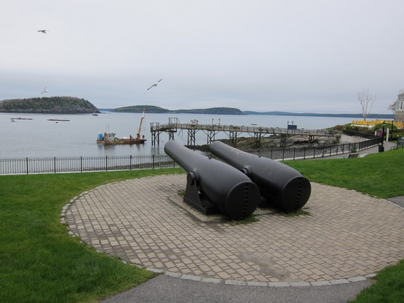 Is a future pier coming to Bar Harbor?