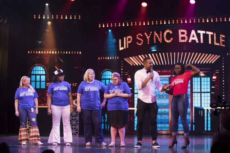 Lip Sync Battle Event