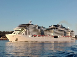 The New MSC Meraviglia