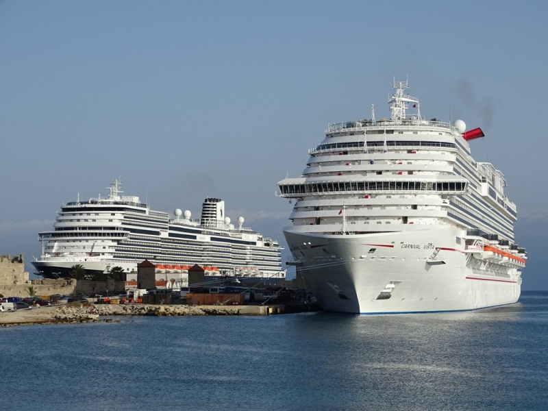 Carnival Vista (Photo: Sergio Ferreira)