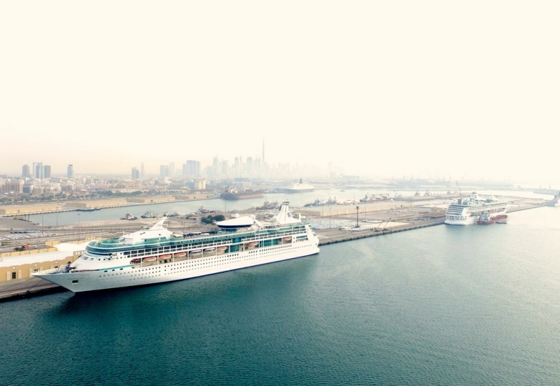 Legend of the Seas in Dubai