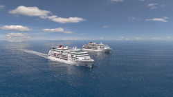 Rendering of new Hapag-Lloyd Expedition Ships