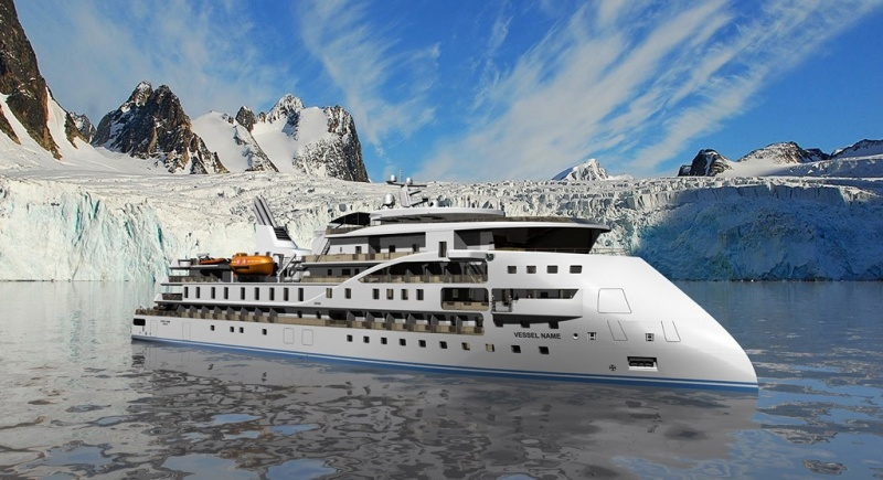 SunStone Ship Rendering