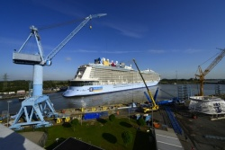 Quantum of the Seas at Meyer Werft