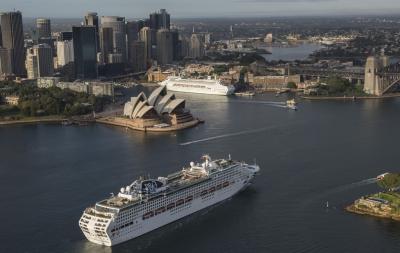 P&O Triple Call in Australia