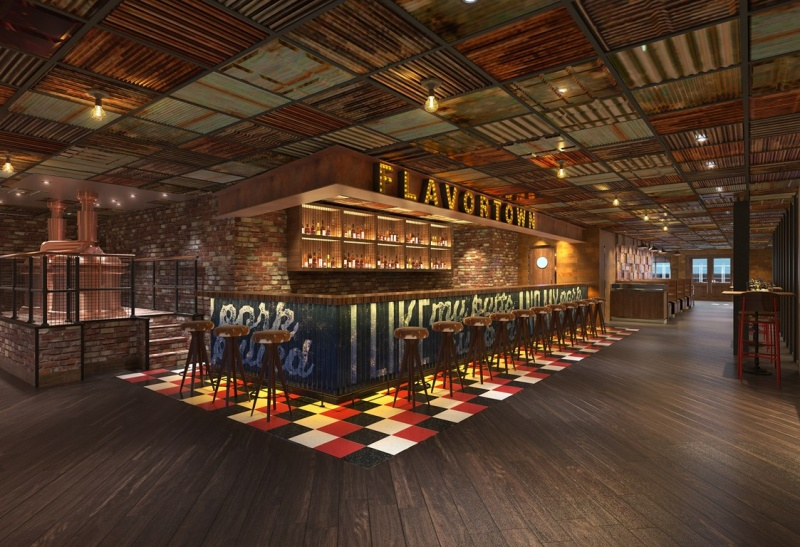 New Guy Fieri Restaurant aboard Carnival Horizon