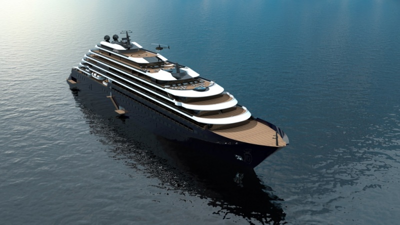 Ritz-Carlton Yacht Collection Rendering