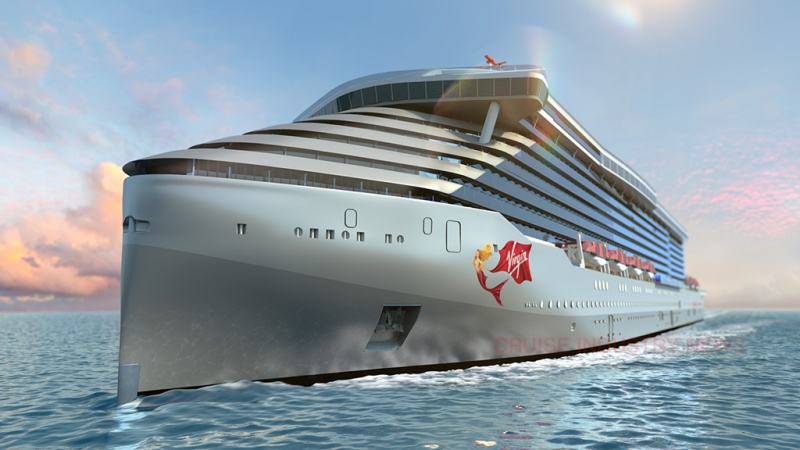 Virgin Ship Rendering