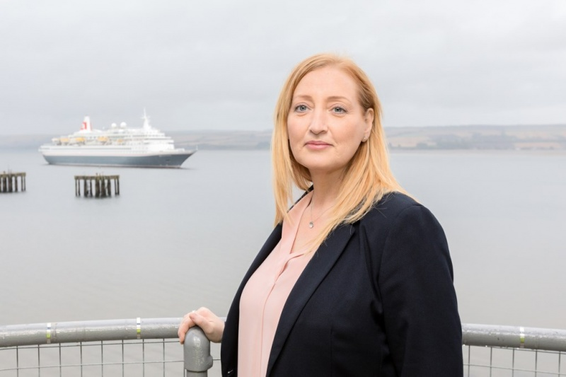 Allison McGuire, New Cruise Manager