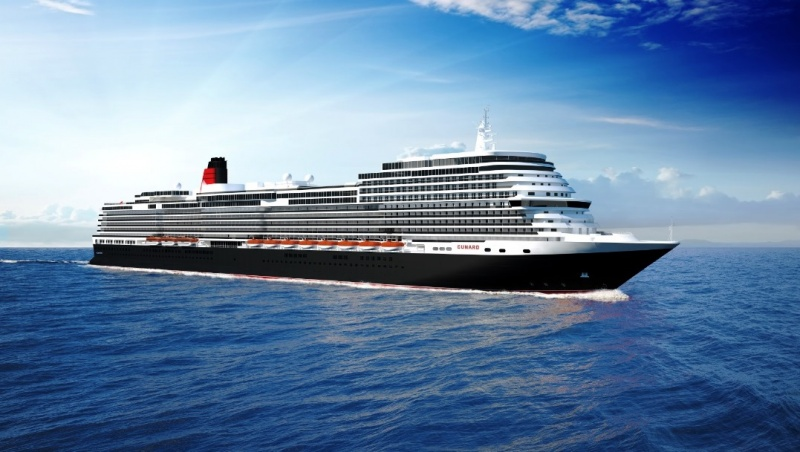 New Cunard Ship