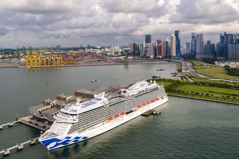 Majestic Princess Set For Inaugural Programs In Taiwan And Australia Cruise Industry News