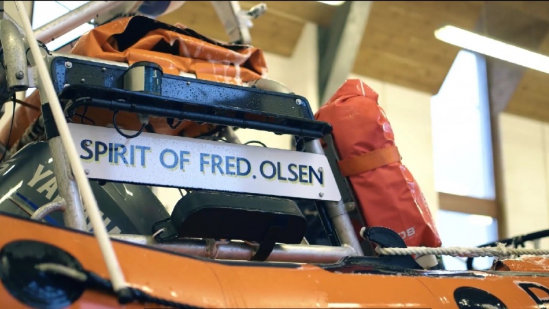 Spirit of Fred. Olsen
