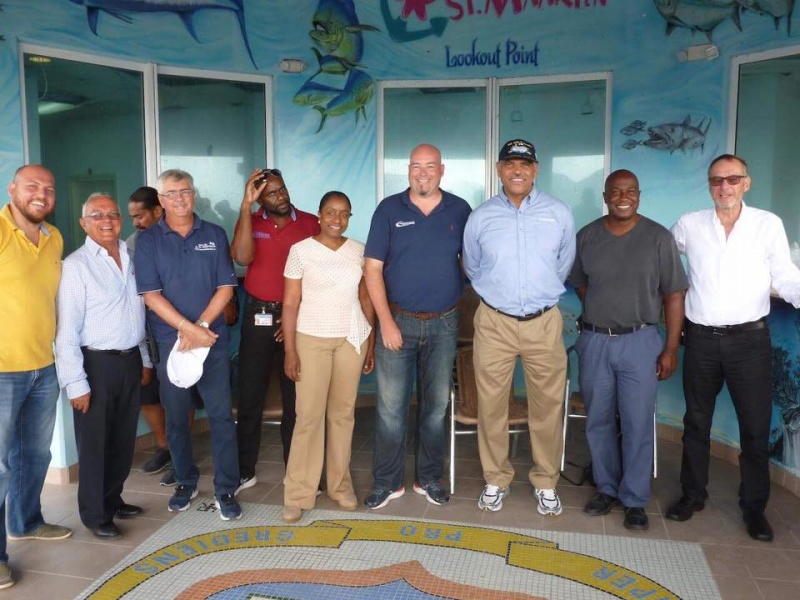 Carnival Group in St. Maarten