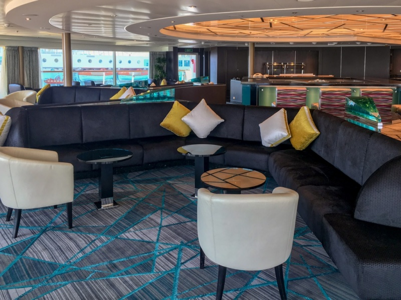 Seabourn Quest Lounge