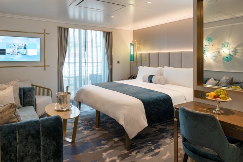 New Crystal Stateroom