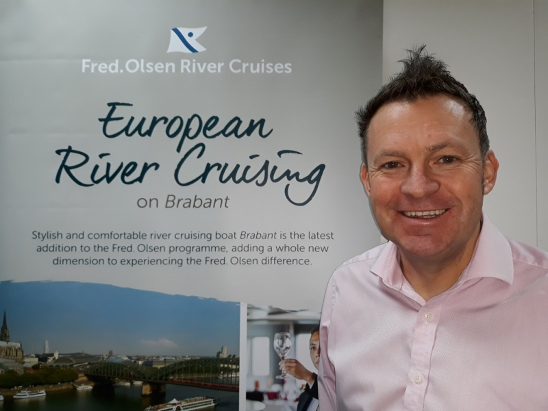 Keith Norman, River Sales Manager