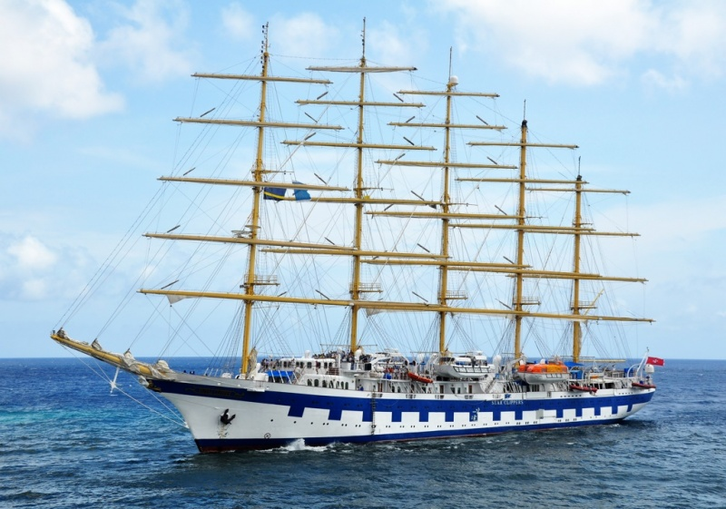 Star Clippers Announces New Deployments In Europe And Asia