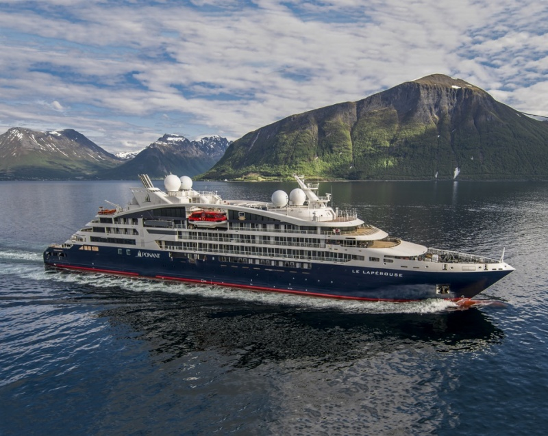 Ponant's new Explorer-class vessels, six in total, are classed by Bureau Veritas.
