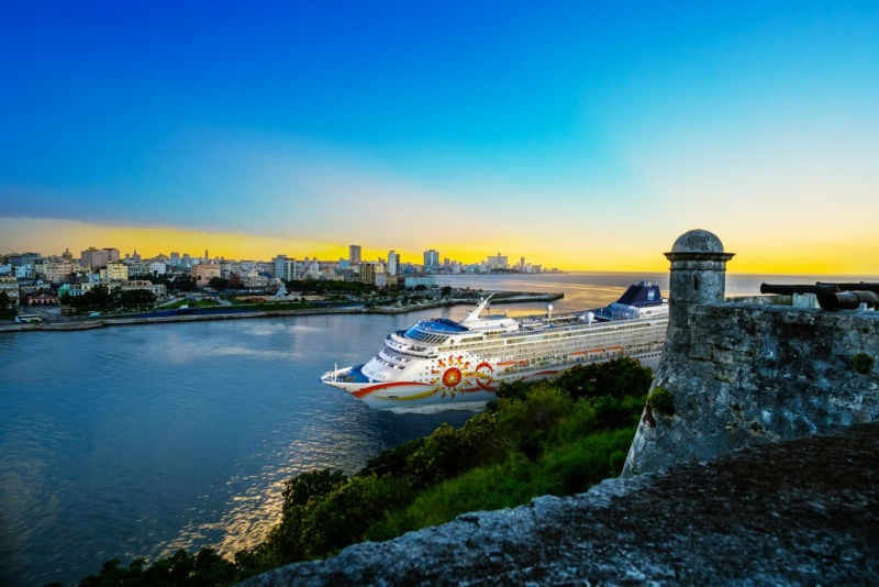 The Norwegian Sun is set for a short Cuba program from PortMiami
