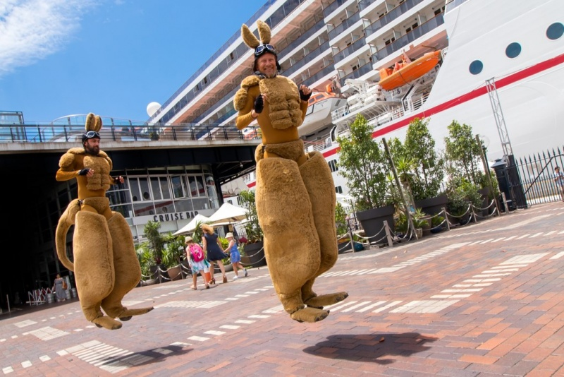 Carnival Legend Marks Australia Day Cruise Industry News