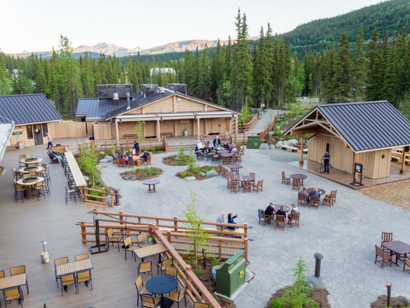 A look at Holland America's Denali Property