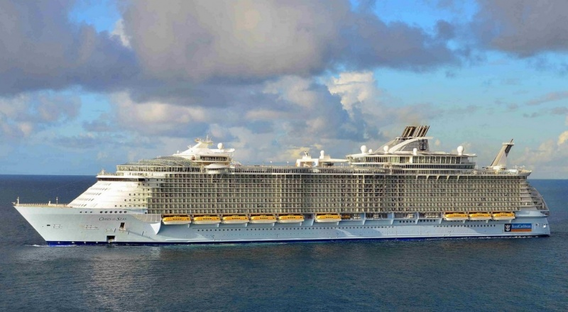 Oasis of the Seas (Photo: Arjan Elemendorp)