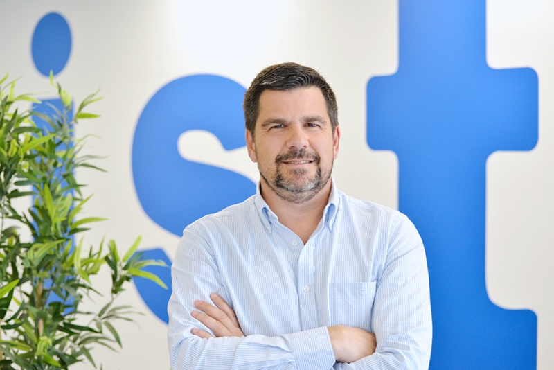 Manuel Sardi, CEO and Managing Director of IST