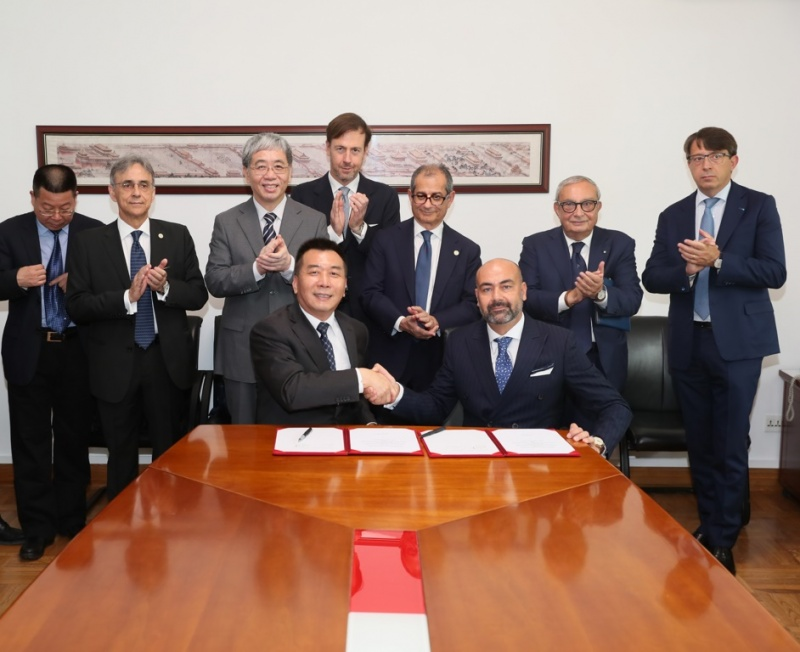 Fincantieri Expanded its Business in China