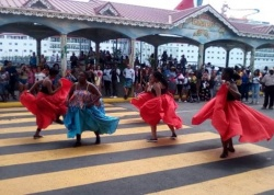 Carnival made its return to Dominica in July