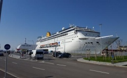 Burgas has previously hosted cruise ships and will play host to MedCruise in 2020.