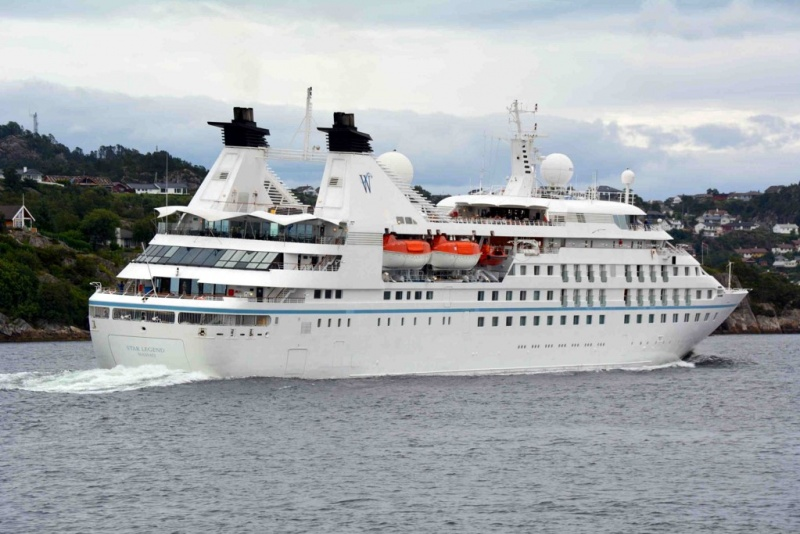 The Star Legend will launch the line's Alaska program this summer, also featuring expedition landings.