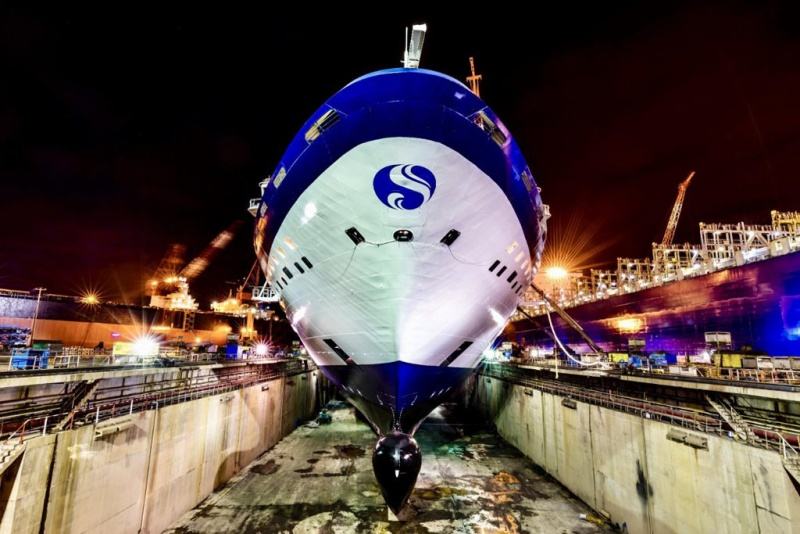 SkySea Drydocking