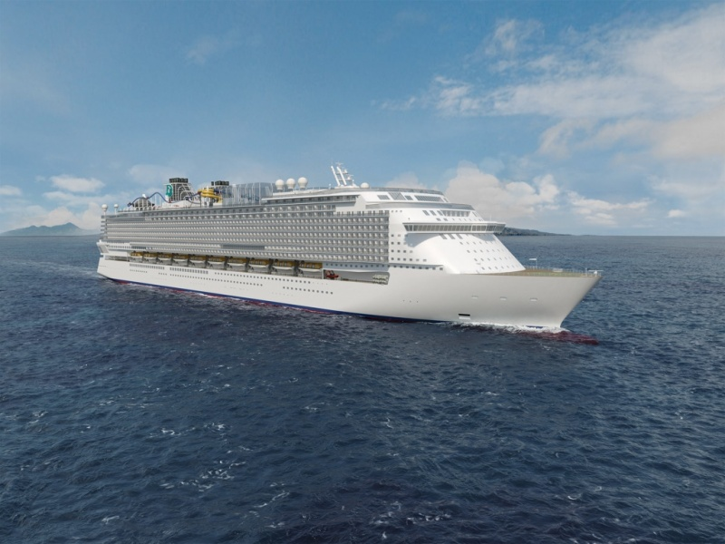 Global-class Ship from Dream Cruises