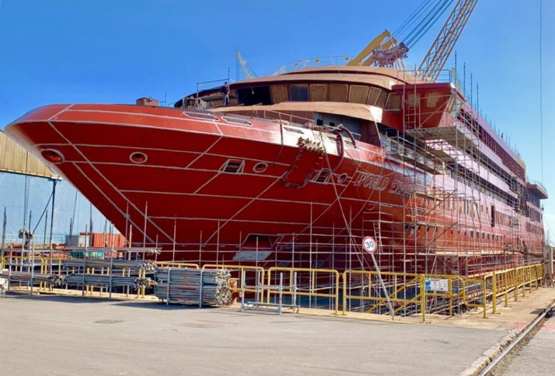 Mystic Cruises Orders Two More Expedition Ships Cruise