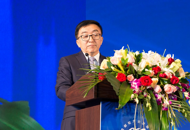 Wenxue Wu, former vice director, National Tourism Administration
