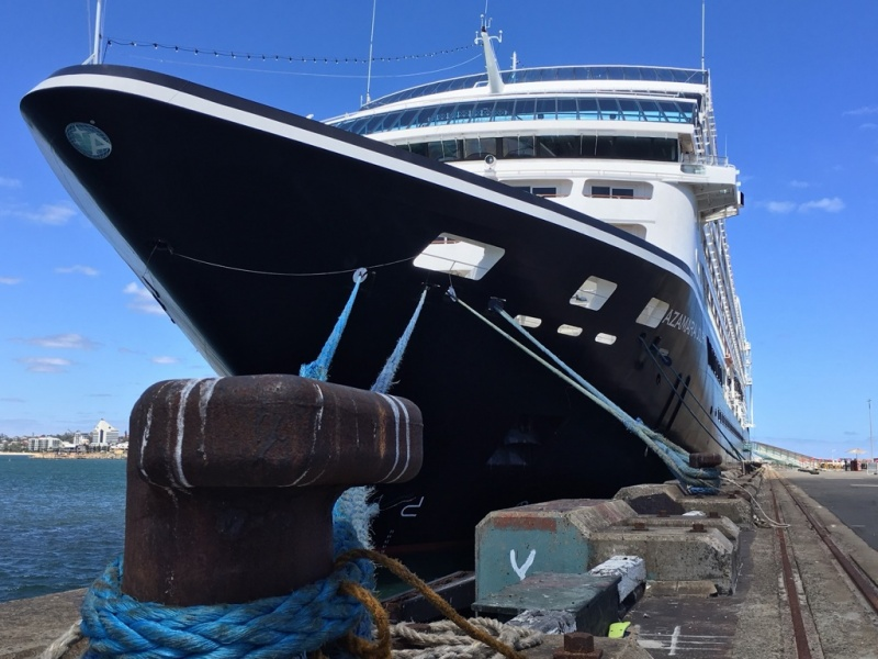 The Azamara Journey in Bunbury