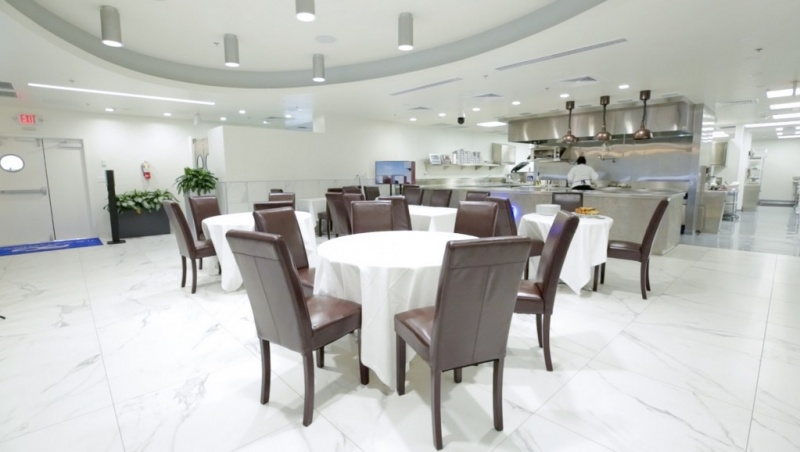 The Apollo Group Culinary Center