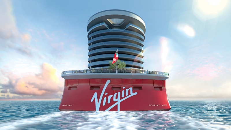 Virgin Voyages Ship